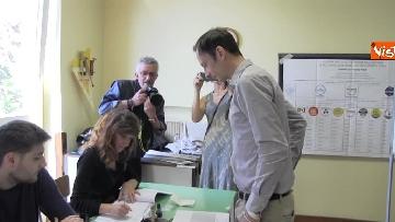 2 - Fedriga, candidato del centro-destra per le elezioni in Friuli-Venezia-Giulia, al voto