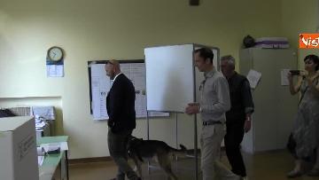 1 - Fedriga, candidato del centro-destra per le elezioni in Friuli-Venezia-Giulia, al voto
