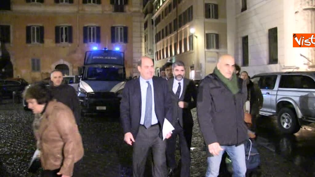 Zingaretti riconfermato presidente della Regione Lazio 3