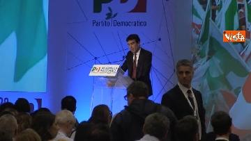 2 -  L'assemblea del Partito Democratico