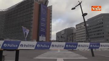 17 - I Gilet gialli protestano a Bruxelles
