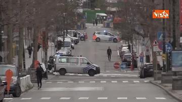 15 - I Gilet gialli protestano a Bruxelles