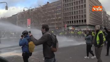 10 - I Gilet gialli protestano a Bruxelles