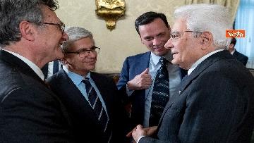 5 - Mattarella intervistato dai media del Vaticano