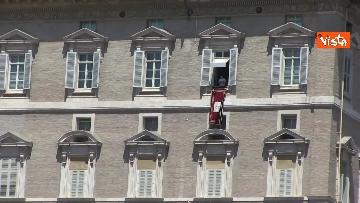 1 - L'Angelus di Papa Francesco in Piazza San Pietro