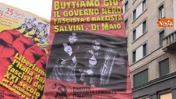 8 - La manifestazione del 25 Aprile a Milano