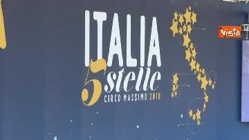 8 - Italia 5 Stelle, la seconda giornata della kermesse con Grillo e Conte
