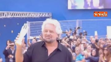 7 - Italia 5 Stelle, la seconda giornata della kermesse con Grillo e Conte