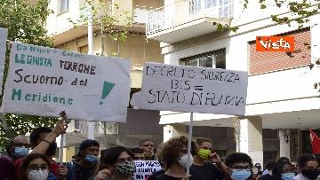 1 - Caso Gregoretti, Catania blindata per il processo di Salvini, le immagini