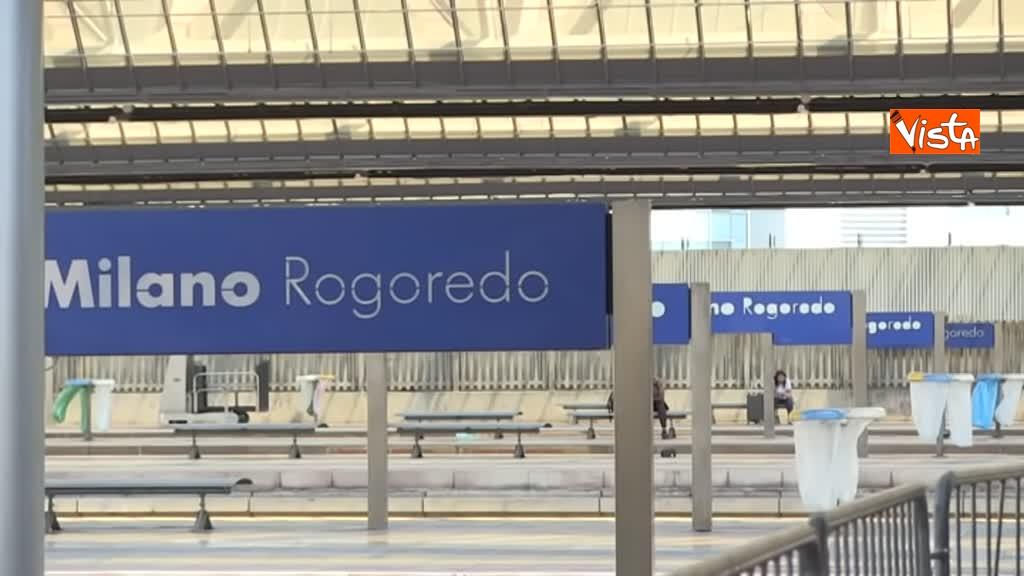 05-08-19 Hub Milano Rogoredo Fs presenta potenziamento con Battisti Toninelli Salvini_12