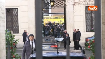 3 - Centrodestra, il vertice a Palazzo Grazioli