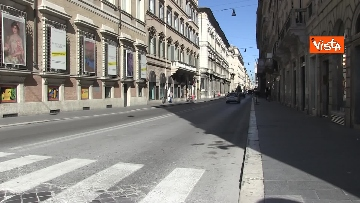 14 - Roma città deserta, la Capitale ai tempi del coronavirus