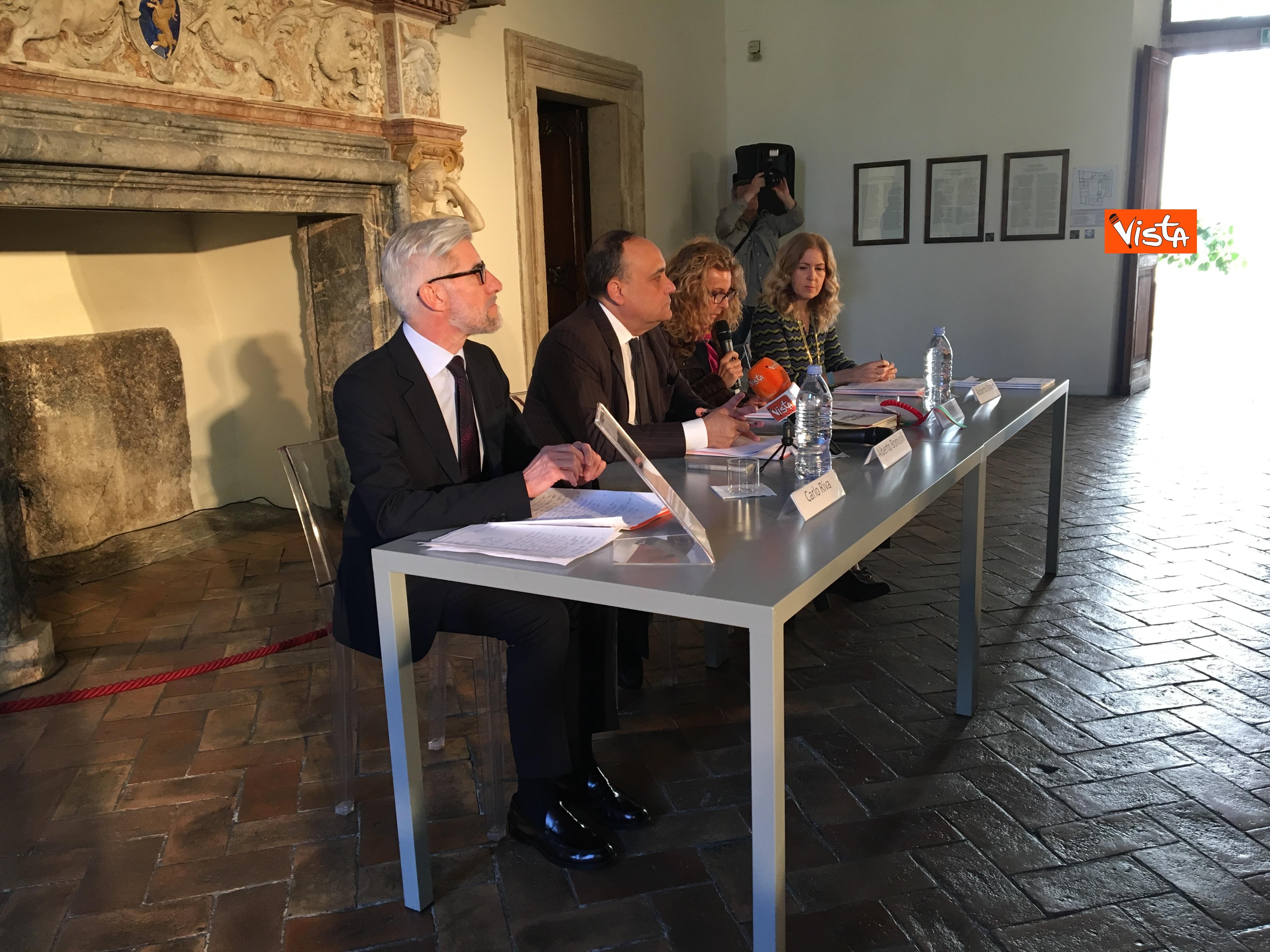 16-05-19 Museo per tutti la presentazione del progetto con Bonisoli a Palazzo Altemps_04