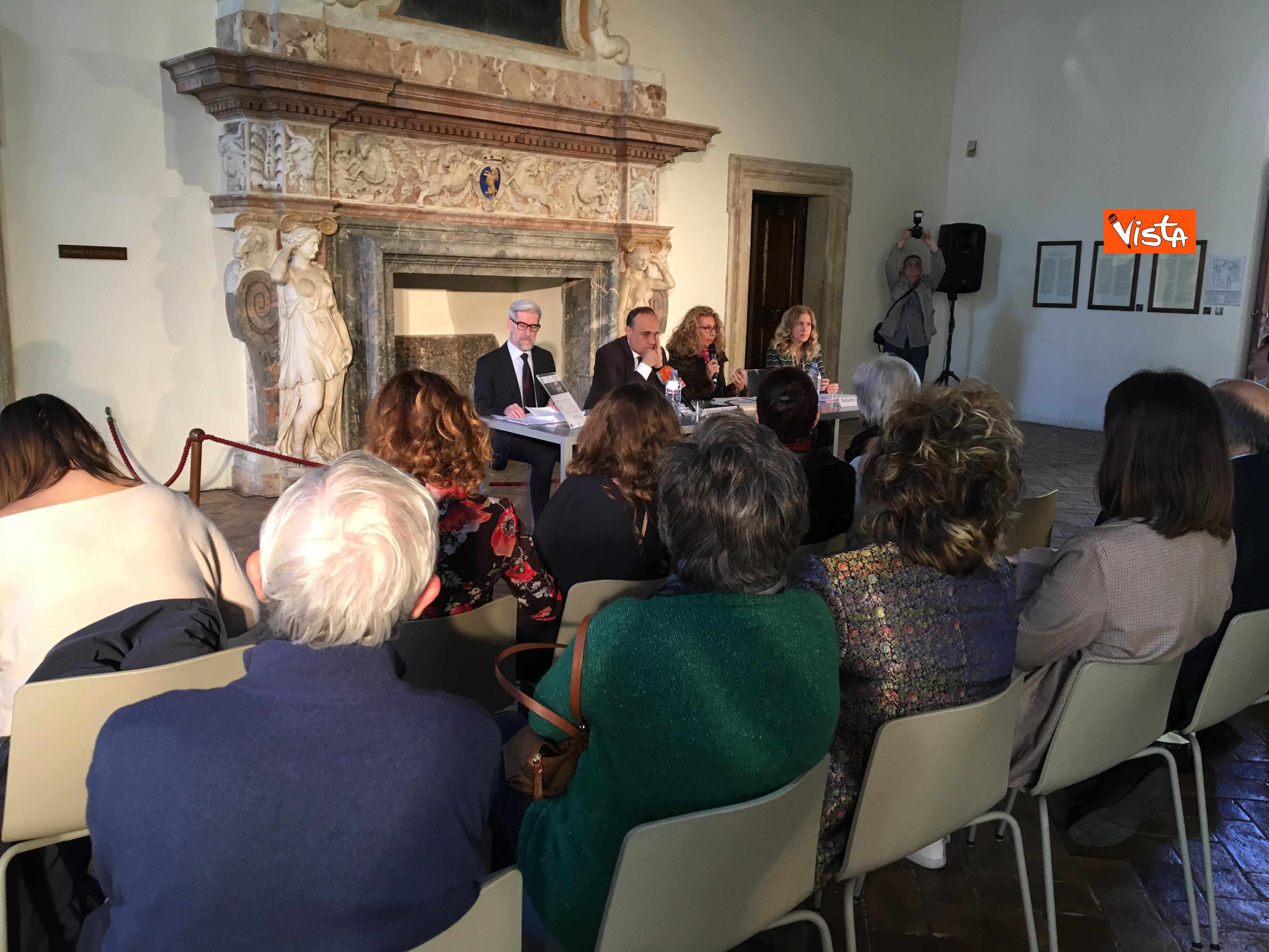 16-05-19 Museo per tutti la presentazione del progetto con Bonisoli a Palazzo Altemps_03