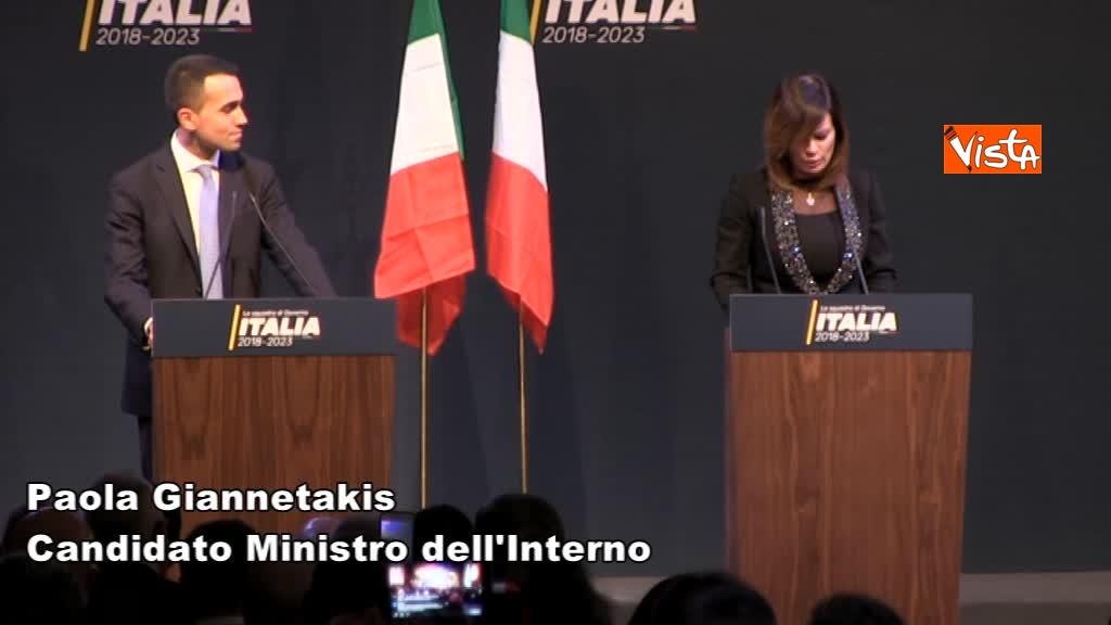 01-03-18 Di Maio presenta la possibile squadra del Governo M5s, ecco tutti i ministri_05