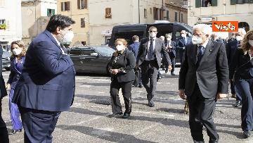 7 - Mattarella all'università di Sassari per commemorare Cossiga, le immagini