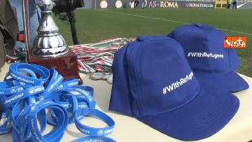 1 - Champions #WithRefugees, in campo con i rifugiati in nome dell'inclusione, speciale