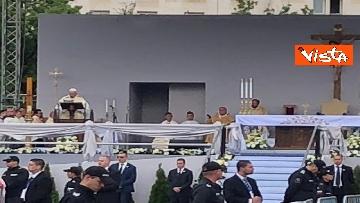 2 - Papa Francesco celebra Santa Messa a Sofia