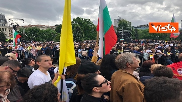 10 - Papa Francesco celebra Santa Messa a Sofia