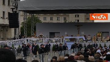 6 - Papa Francesco celebra Santa Messa a Sofia