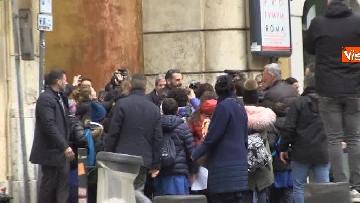 1 - Gentiloni e Veltroni a presentazione libro Causi su Roma