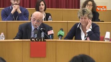 1 - Susanna Camusso in conferenza stampa con Federconsumatori per ricorso, contro Morgan Stanley