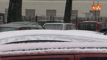 3 - Torna il freddo, e la neve imbianca Torino