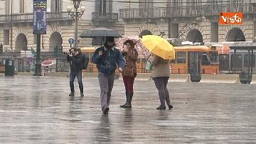 10 - Torna il freddo, e la neve imbianca Torino