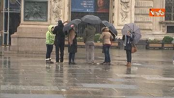 11 - Torna il freddo, e la neve imbianca Torino