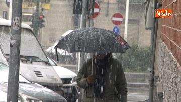 9 - Torna il freddo, e la neve imbianca Torino