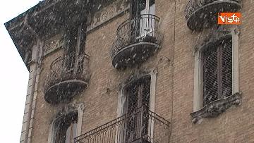 7 - Torna il freddo, e la neve imbianca Torino
