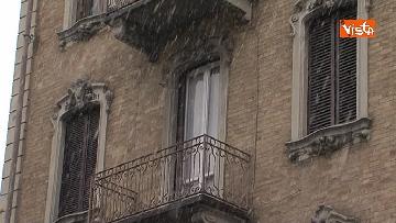 8 - Torna il freddo, e la neve imbianca Torino