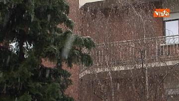 5 - Torna il freddo, e la neve imbianca Torino