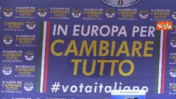 1 - La conferenza programmatica di Fratelli d'Italia a Torino