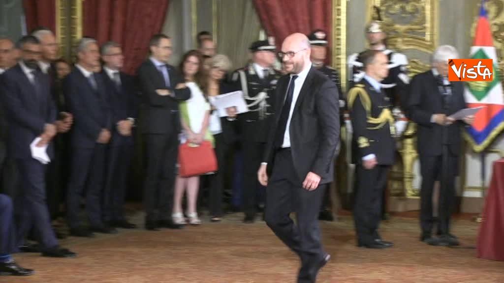01-06-18 Il giuramento di Fontana, Ministro della Famiglia_03