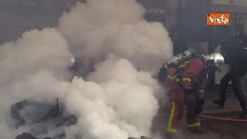 22 - Gilet gialli, 1 Maggio di scontri a Parigi