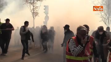 18 - Gilet gialli, 1 Maggio di scontri a Parigi