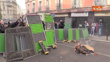 15 - Gilet gialli, 1 Maggio di scontri a Parigi