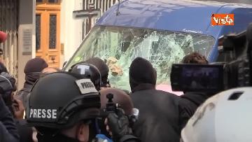 14 - Gilet gialli, 1 Maggio di scontri a Parigi