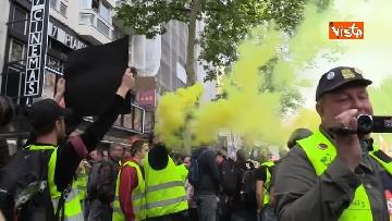 5 - Gilet gialli, 1 Maggio di scontri a Parigi