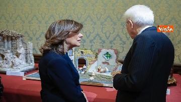 10 - Mattarella e le massime autorità dello Stato al concerto di Natale al Senato della Repubblica