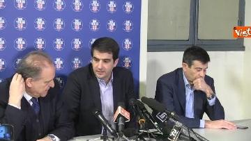 2 - FOTO GALLERY - Noi con l'Italia, conferenza stampa dopo le elezioni
