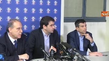 3 - FOTO GALLERY - Noi con l'Italia, conferenza stampa dopo le elezioni