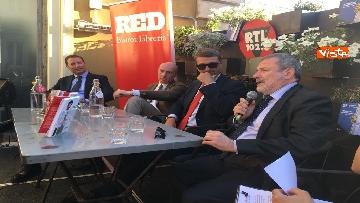 3 - A spasso per Montecitorio, il giornalista parlamentare di RTL Ciapparoni presenta il suo libro
