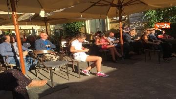 6 - A spasso per Montecitorio, il giornalista parlamentare di RTL Ciapparoni presenta il suo libro