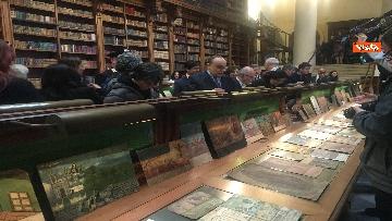 7 - Cultura, Mibac restituisce a Messico 594 dipinti ex voto, la firma fra Bonisoli e ministra Guerrero