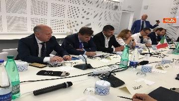 13 - Cyber security, la tavola rotonda con esponenti delle istituzioni e dell industria