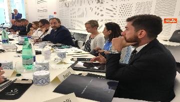 9 - Cyber security, la tavola rotonda con esponenti delle istituzioni e dell industria
