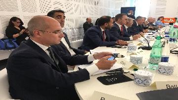 8 - Cyber security, la tavola rotonda con esponenti delle istituzioni e dell industria