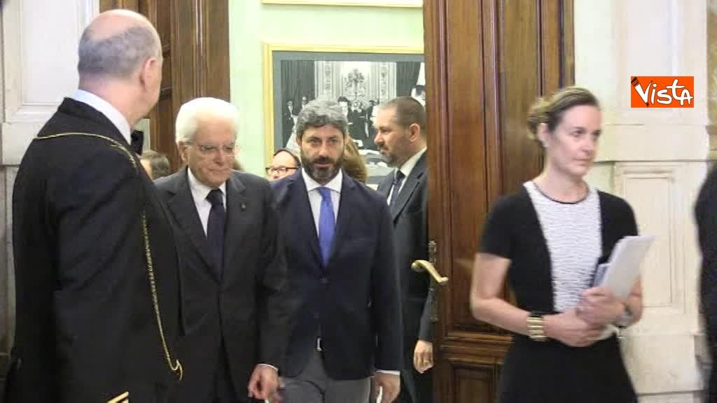 20-06-18 Autorita Trasporti la relazione annuale con Mattarella Toninelli Fico Casellati immagini_03